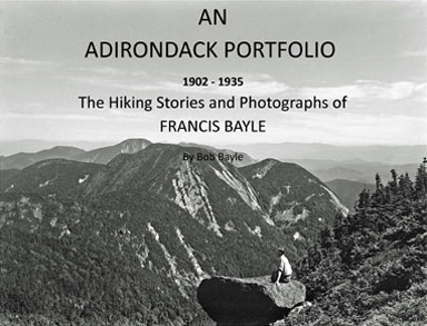 An Adirondack Portfolio Cover