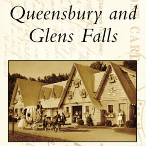 Queensbury and Glens Falls Postcard History Series Cover