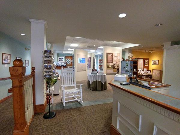 Chapman Museum Gift Shop