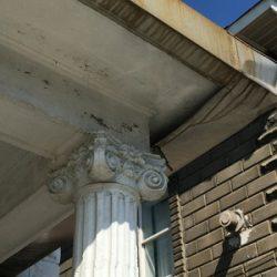 porch column capital