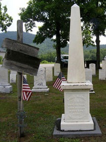Moses Harris memorial